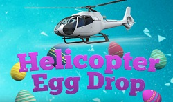 Next Level Church - Helicopter egg drop,